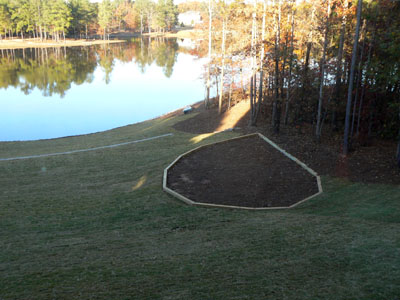 Build Retaining Wall Construction Atlanta Marietta